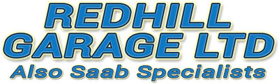 Redhill Garage Ltd - Showroom - Independent Saab Specialists